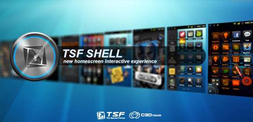 TSF Shell Pro 3D