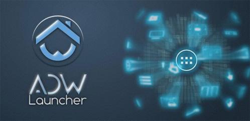 ADW. Launcher